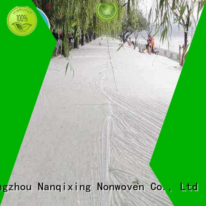 Nanqixing Brand agriculture bags making best weed control fabric