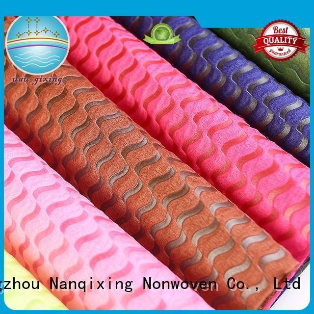 medical Custom direct Non Woven Material Suppliers good Nanqixing