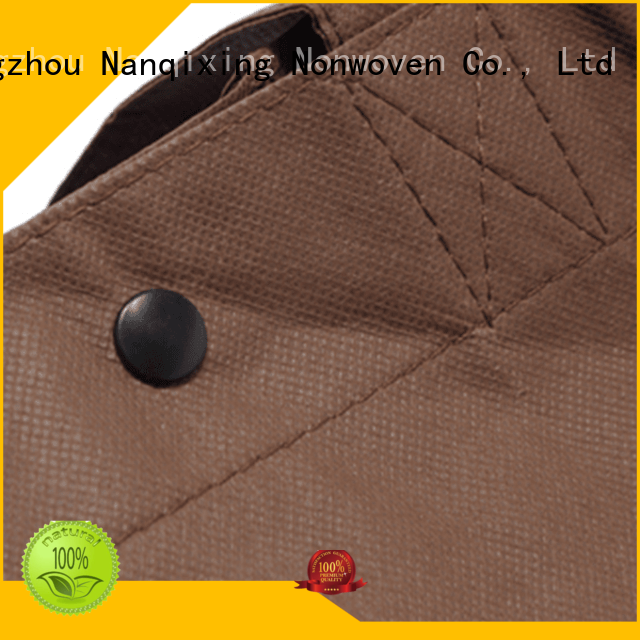 Wholesale woven non woven fabric bags Nanqixing Brand