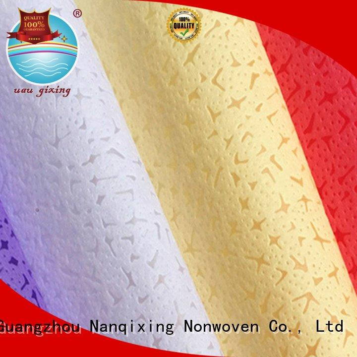 Non Woven Material Wholesale for 100 Non Woven Material Suppliers Nanqixing Brand