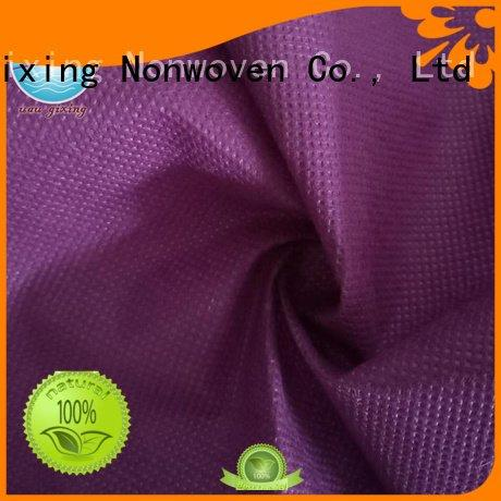 Nanqixing biodegradable textile Non Woven Material Suppliers various printing