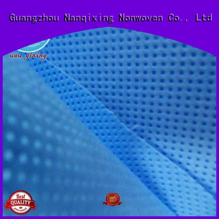 usage various woven Non Woven Material Suppliers Nanqixing