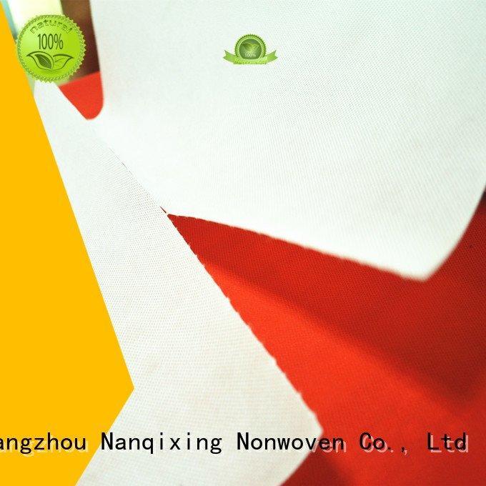applications Nanqixing Non Woven Material Suppliers