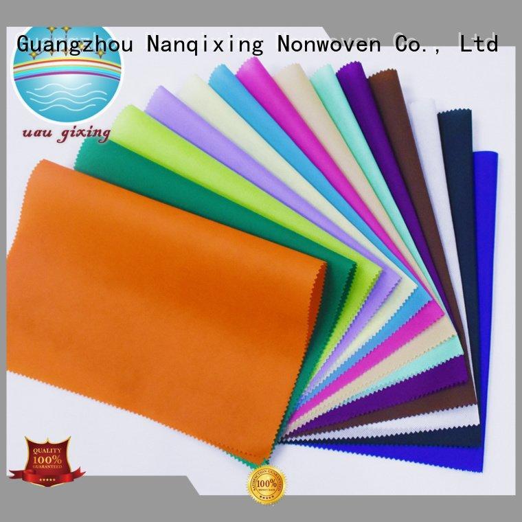 Non Woven Material Wholesale price Non Woven Material Suppliers Nanqixing
