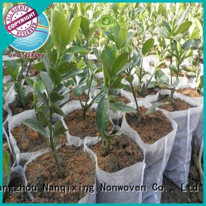 Hot best price weed control fabric cover best weed control fabric antiuv Nanqixing