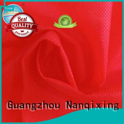 Nanqixing Non Woven Material Wholesale different usage tensile