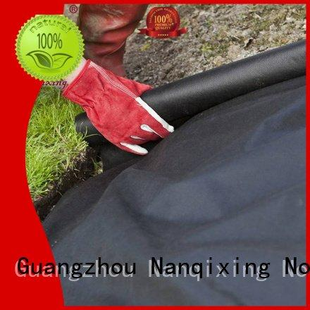 Nanqixing Brand weed treated antiuv best price weed control fabric
