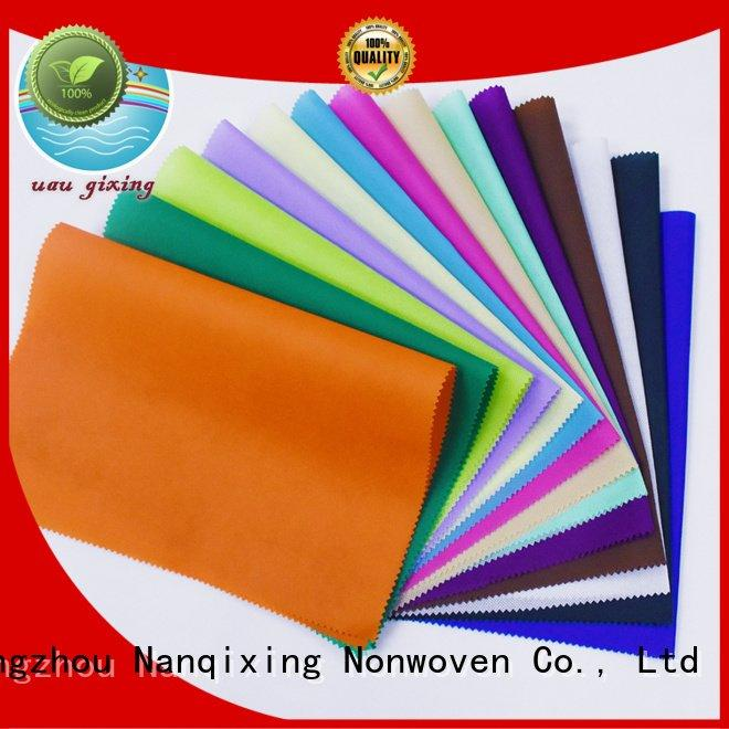 Custom spunbond Non Woven Material Suppliers nonwoven Non Woven Material Wholesale