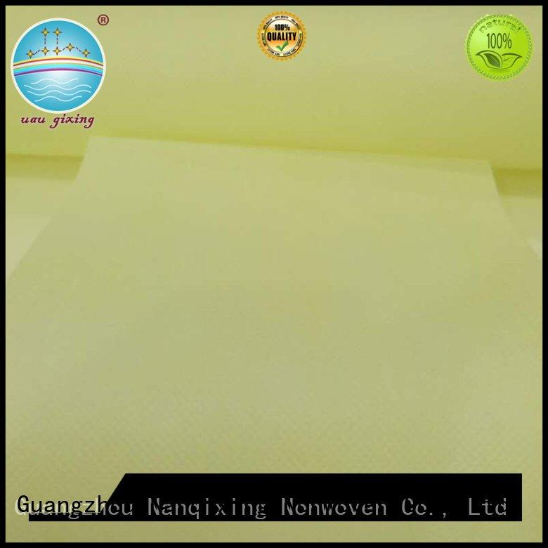 Nanqixing soft nonwoven polypropylene Non Woven Material Wholesale different