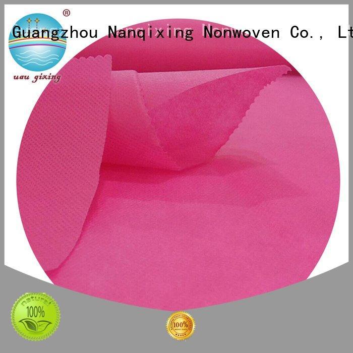Nanqixing non woven fabric bags quality shopping ecofriendly adhesive