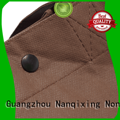 laminated non woven fabric manufacturer bags good OEM non woven fabric bags Nanqixing