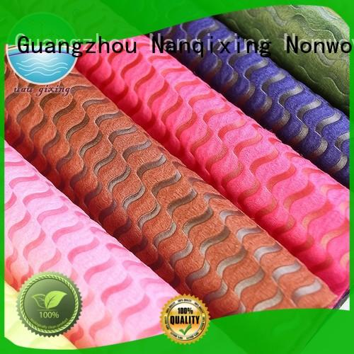Nanqixing pp Needle Punch Nonwoven Fabric Manufacturers customized for medical
