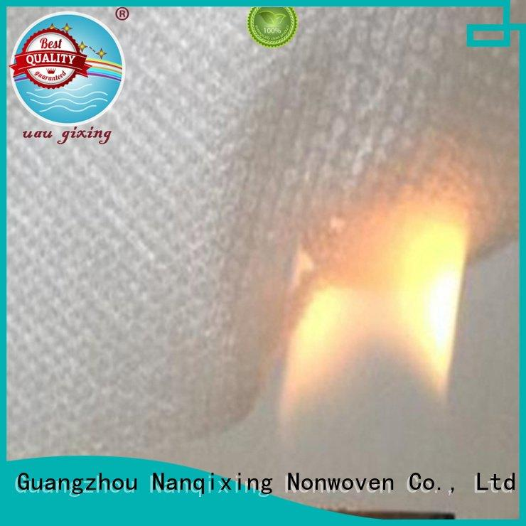 Nanqixing storage pp tensile non woven fabric products furniture