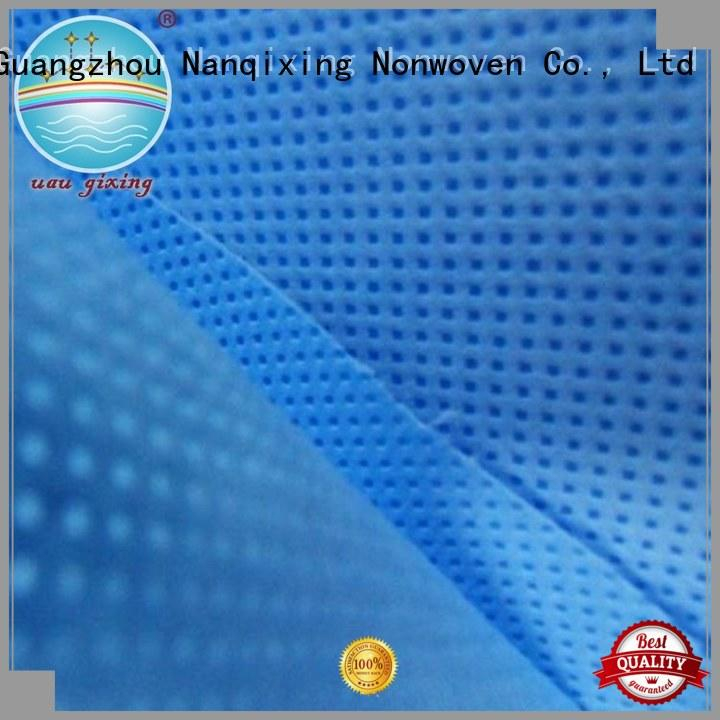 Custom price pp Non Woven Material Suppliers Nanqixing factory
