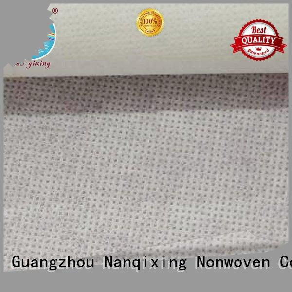 Non Woven Material Wholesale woven calendered Non Woven Material Suppliers Nanqixing Brand
