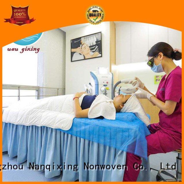 Hot medical nonwovens customized pp spunbond Nanqixing Brand