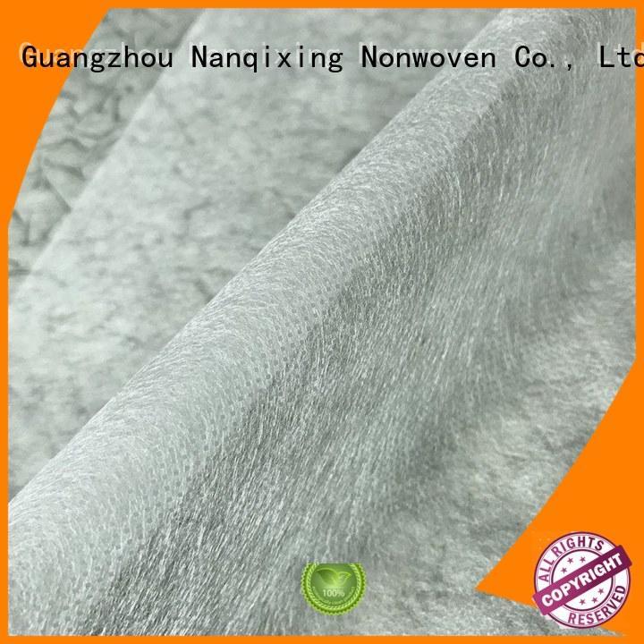 Nanqixing Brand good various nonwoven non Non Woven Material Suppliers