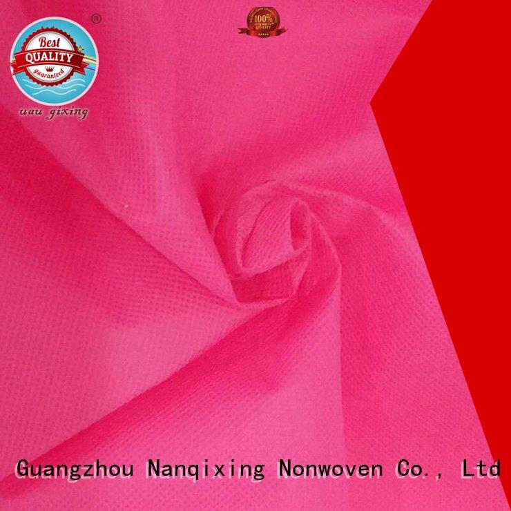 Nanqixing Brand non applications Non Woven Material Suppliers medical textile
