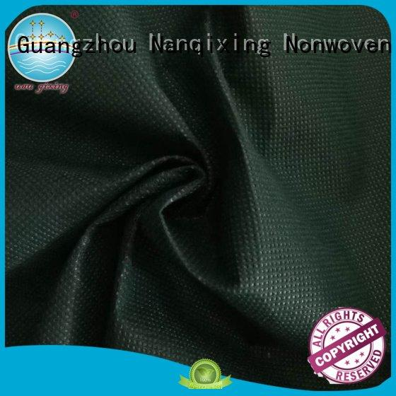 customized non calendered Nanqixing Non Woven Material Wholesale