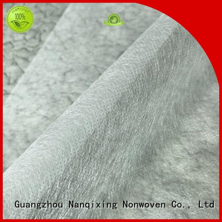 Wholesale virgin Non Woven Material Suppliers Nanqixing Brand