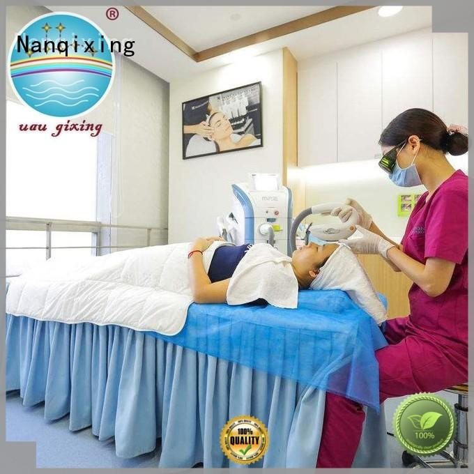 medical nonwovens spunbond for isolation gowns Nanqixing