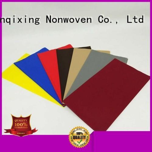 Hot table non woven tablecloth style disposable Nanqixing Brand