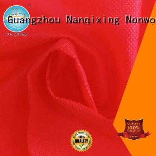 Non Woven Material Wholesale usage high spunbond Nanqixing