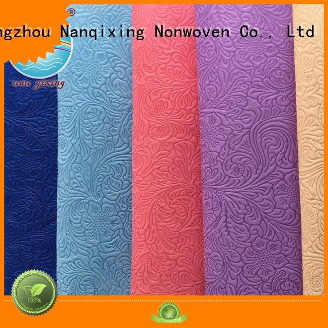 Nanqixing soft Non Woven Material Suppliers 100 usages