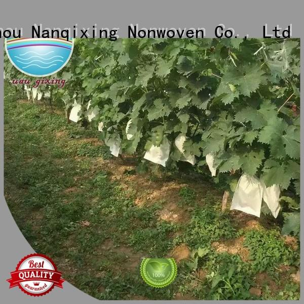 treated cover plant fabric Nanqixing Brand best weed control fabric supplier