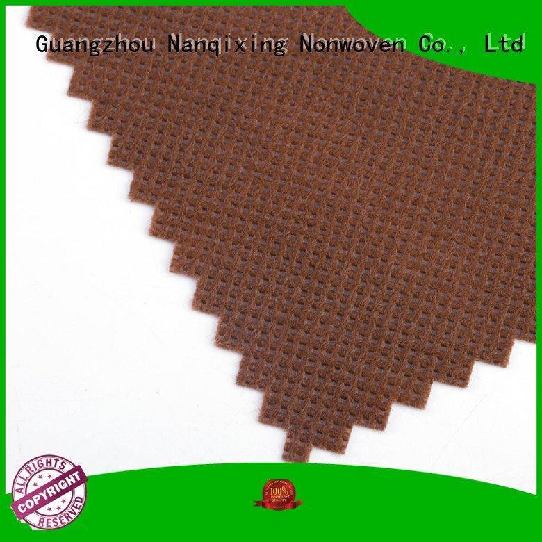 Wholesale ecofriendly laminated non woven fabric manufacturer Nanqixing Brand