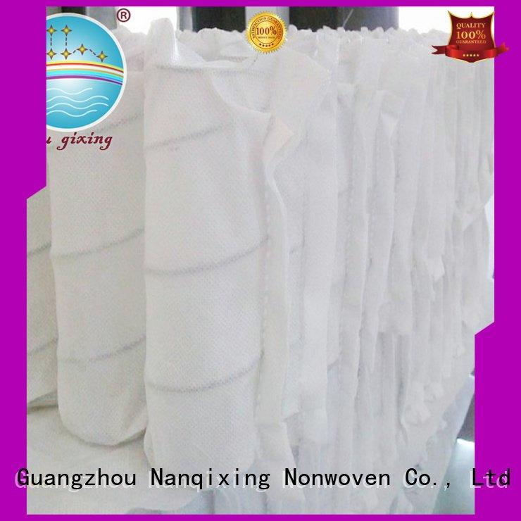 Nanqixing pp spunbond nonwoven fabric nonwoven box spunbonded high