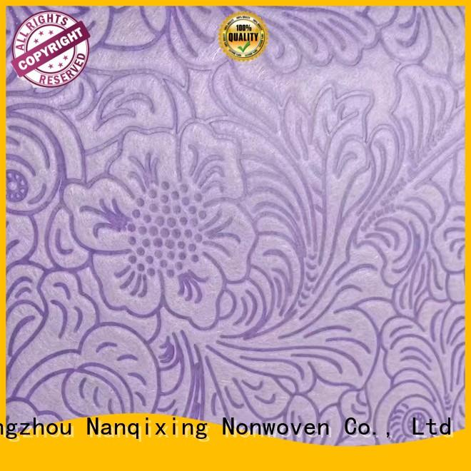 calendered medical Non Woven Material Suppliers non Nanqixing Brand