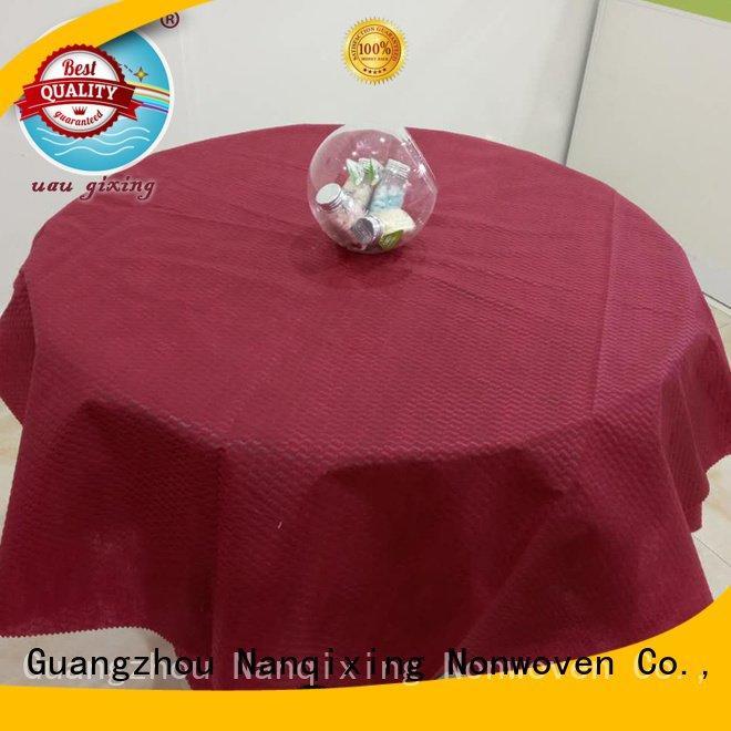 non woven fabric for sale various non woven tablecloth wedding