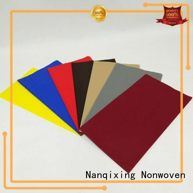 non woven cloth price spunbond for parties Nanqixing