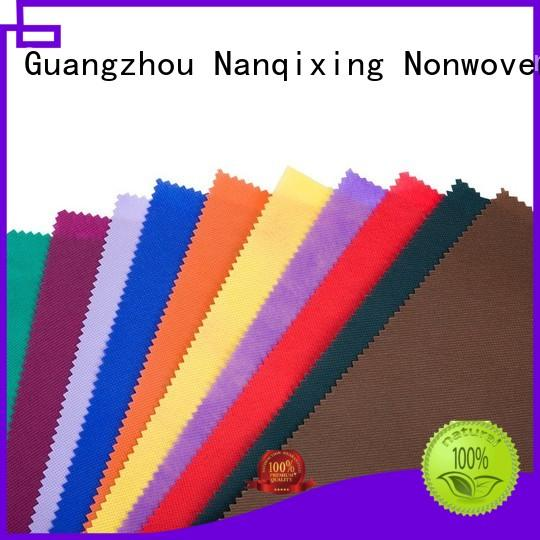 Nanqixing Brand soft usage factory custom Non Woven Material Wholesale