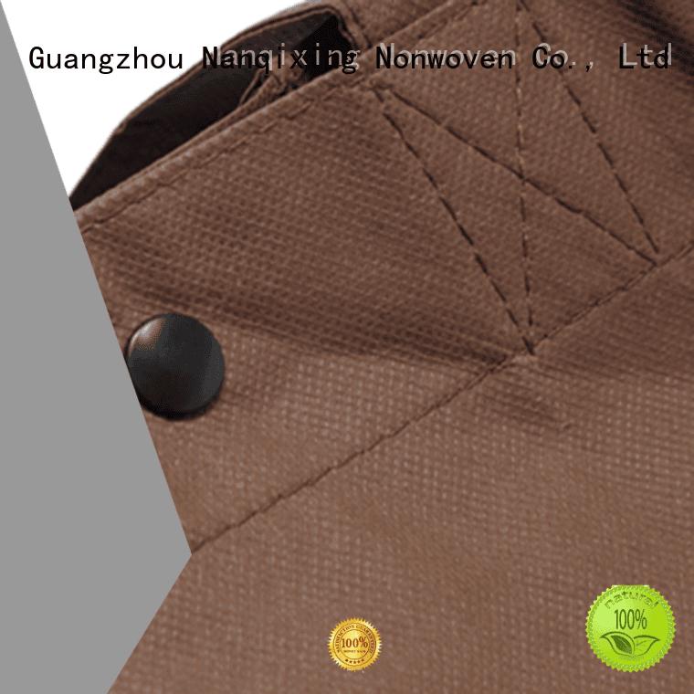 Nanqixing fabrics rolls non woven fabric bags for non