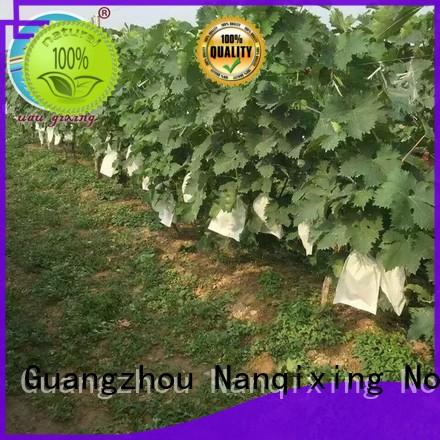 Nanqixing spunbond garden weed fabric factory price for plants