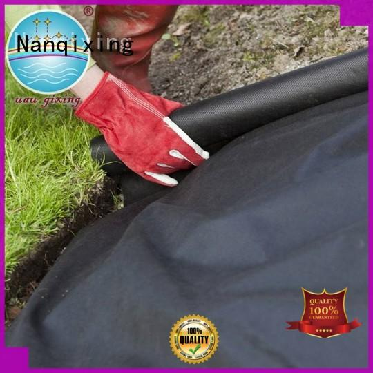 best landscape fabric to prevent weeds black for plants Nanqixing
