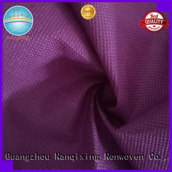 soft applications hygiene Nanqixing Non Woven Material Suppliers