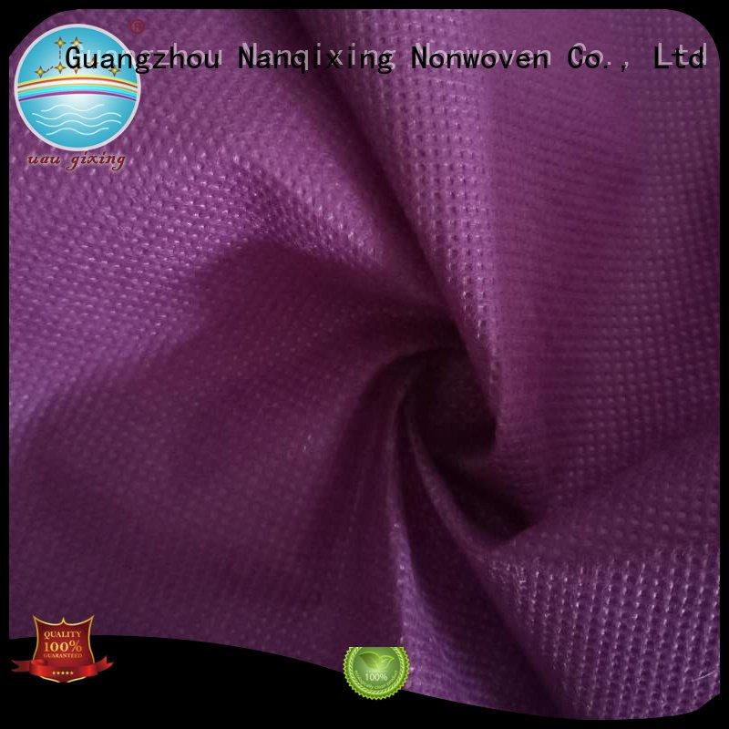 Nanqixing Non Woven Material Suppliers smsssmms non customized ecofriendly