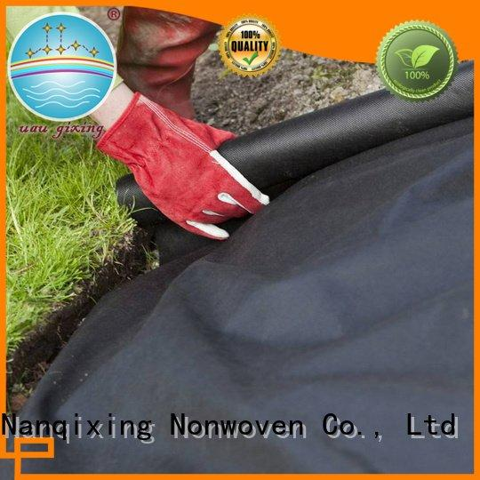 best price weed control fabric spunbond vegetables Nanqixing Brand