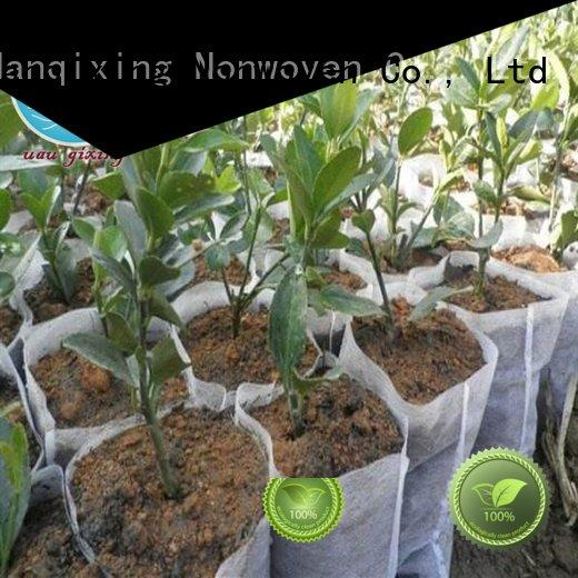 pp mat treated making Nanqixing best price weed control fabric