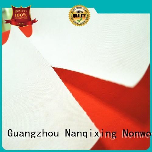 Non Woven Material Wholesale spunbond non Nanqixing Brand Non Woven Material Suppliers