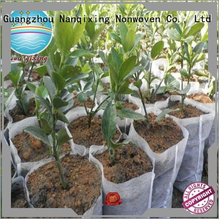 making greenhouse mat Nanqixing best price weed control fabric