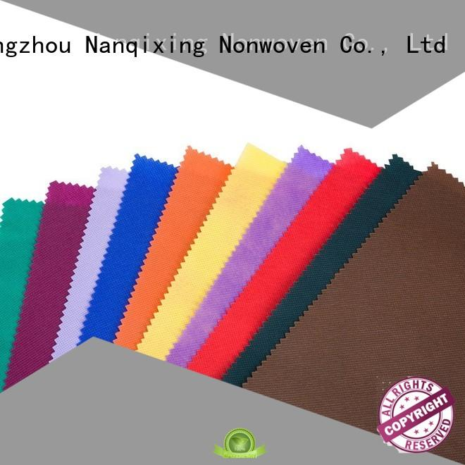Wholesale virgin ecofriendly Non Woven Material Suppliers Nanqixing Brand