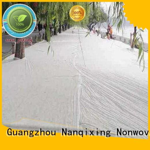 Nanqixing Brand nonwoven greenhouse antiuv best price weed control fabric