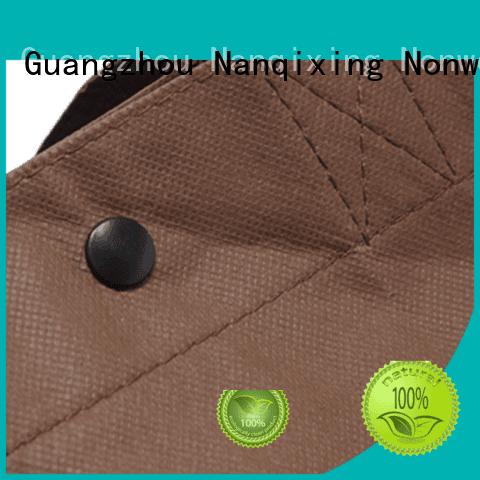 Nanqixing good pp ecofriendly laminated non woven fabric manufacturer fabric