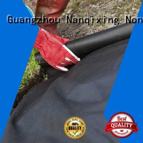 Hot best price weed control fabric plant best weed control fabric spunbond Nanqixing