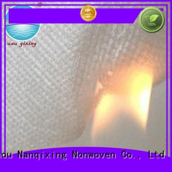 Custom pp spunbond nonwoven fabric spunbonded storage bedding Nanqixing