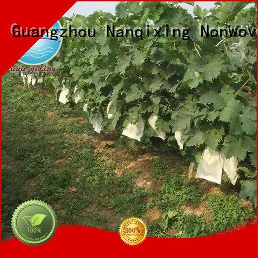 Nanqixing best price weed control fabric mat vegetables weed
